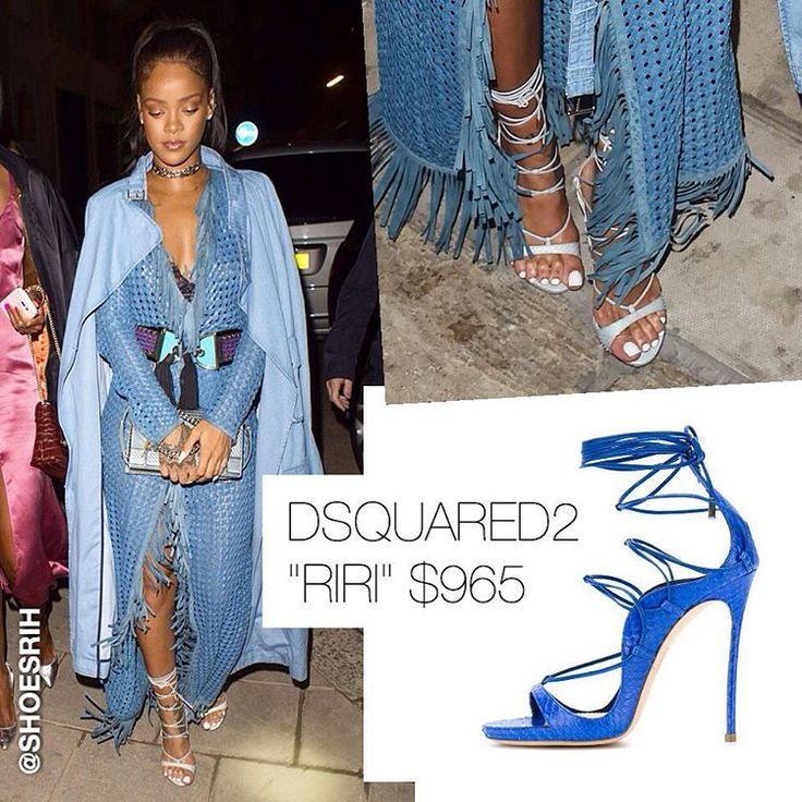 Dsquared2 baby blue strappy sandals $965