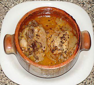 Курица в горшочке с паприкой и сливками, второе блюдо. Пошаговый рецеп | Всё в Гаршочках | Постила
