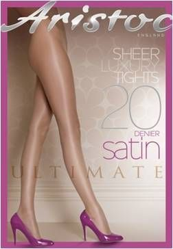 Aristoc 20 Denier Ultimate Satin Tight.