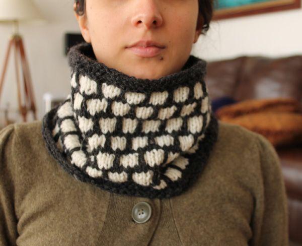Cuello tejido a palillos.: Good Ideas, Bufandas Cuellos Chal, Neck, Of Agujas, Ideas Para, That Tejidos, Wool, Cuello Tejido, Tissues Necks