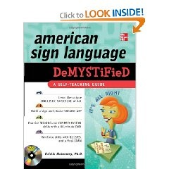 140 best deaf asl bookdvd images on pinterest deaf culture american sign language demystified fandeluxe Choice Image
