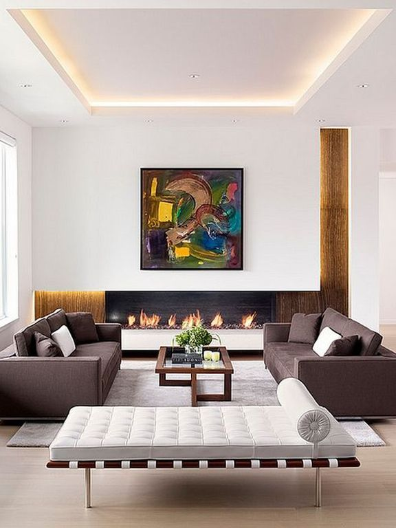 lighting pills: come illuminare il soggiorno - zona divano | SdA ...