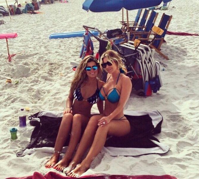 33 best kim zolciak images on pinterest kim zolciak for Mother daughter vacation destinations