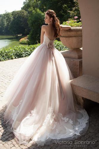- Victoria Soprano Wedding Dress.