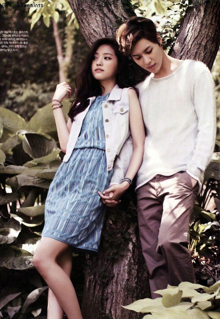 WGM Season 4 - TaeEun Couple #Fashion #Kpop #Wedding