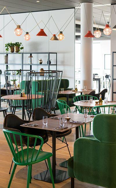 Inspiring Interior - Quality Hotel Frösö Park