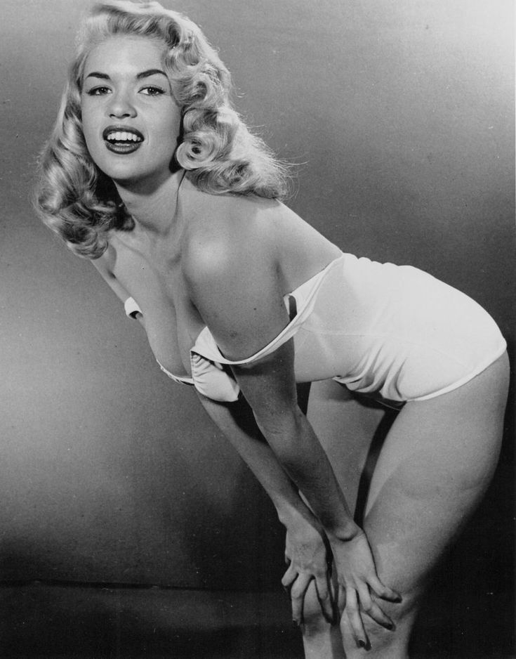 Young norma jean baker naked white