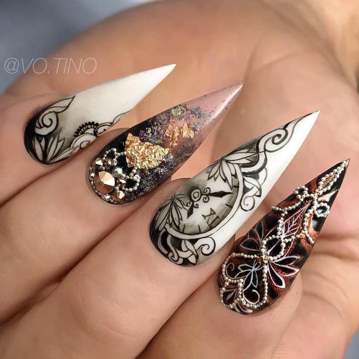 Multimedia-Nägel. Werde kreativ!!! – Nails