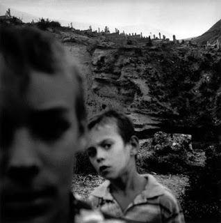 Bosnia. Photo Paolo Pellegrin