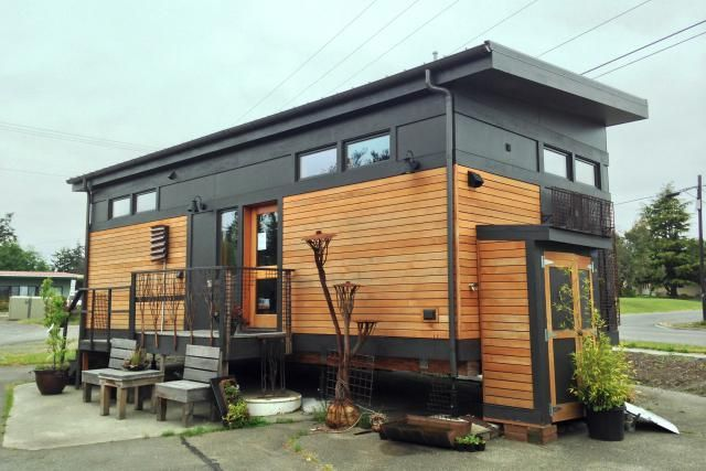 Tiny house communities are seemingly everywhere online, but when it comes to real life are they really a thing? You betcha.: Tiny Houses Take Over Suburbia