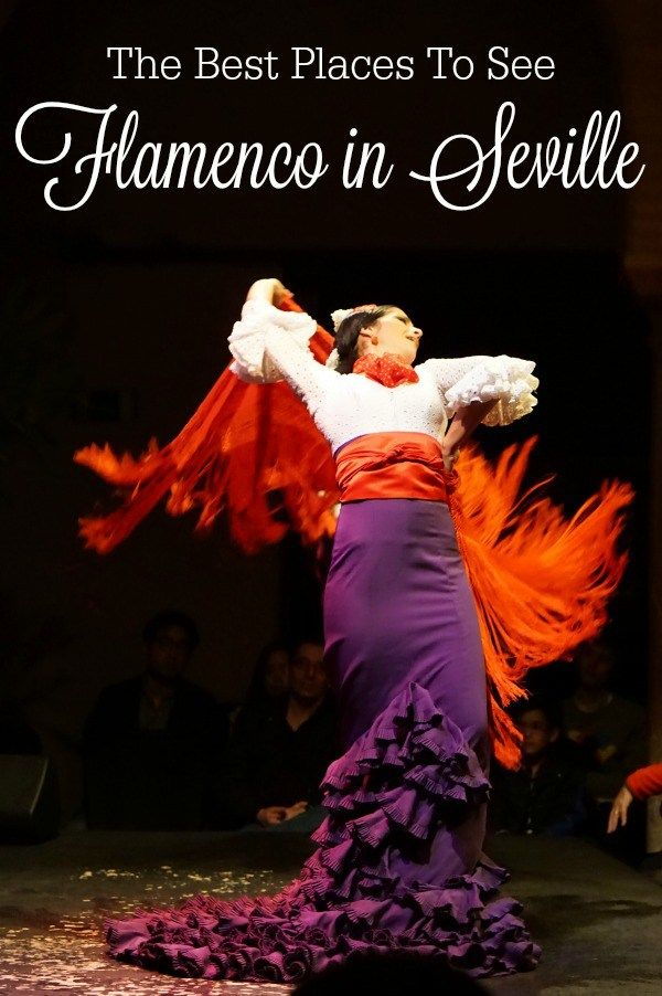 Interested in some Spanish flamenco? Here's are the best places to see it in Seville! devoursevillefoodtours.com