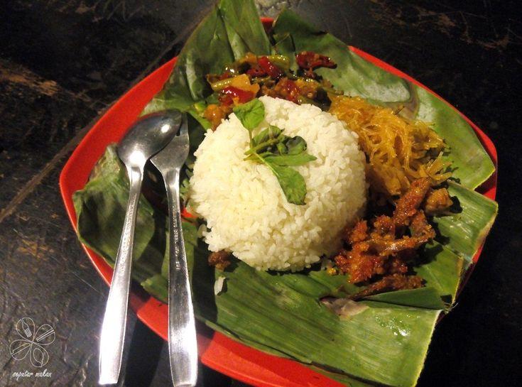 Sego Macan Yogyakarta Aroma Wangi dan Pedas yang Menggoda - Kuliner Yogyakarta
