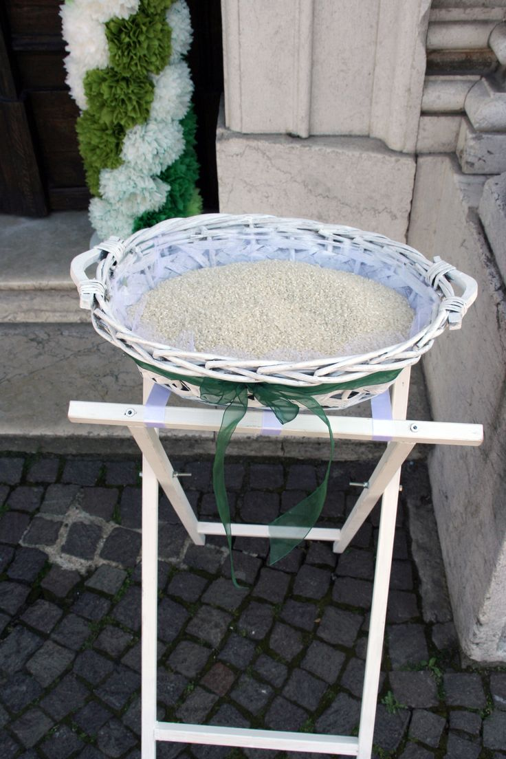 Cestini di riso