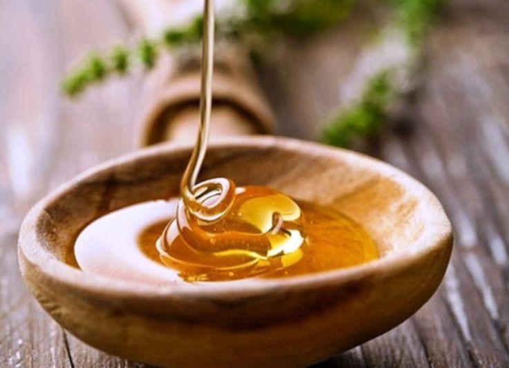 Μάσκα ομορφιάς με μέλι