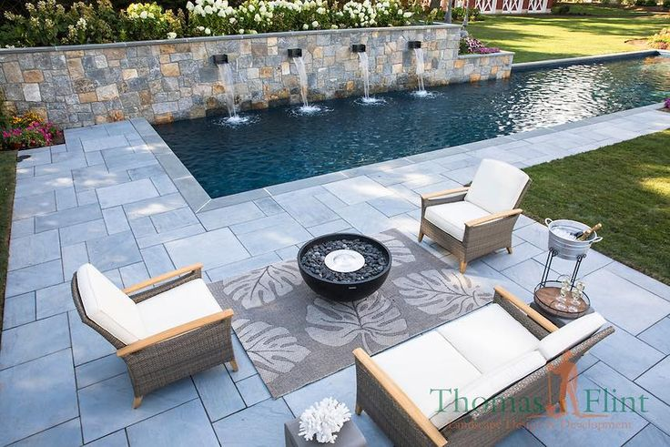 The perfect blend of high-end and low-maintenance.  We offer luxury landscaping with the newest technology so taking care of your backyard is as easy as using your smart phone.  Contact us online or by phone for a free consultation and estimate.