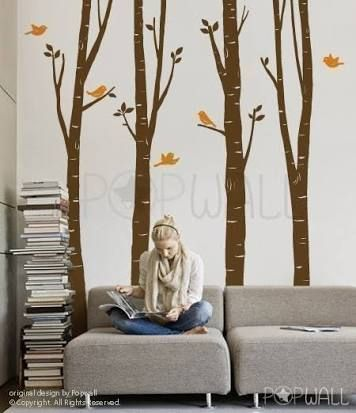 tall wall decoration - Google Search