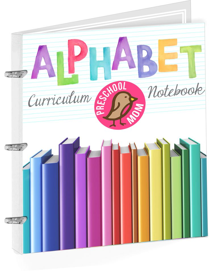 124 best home teaching images on pinterest fine motor craft ideas alphabet curriculum notebook instant letter of the week curriculum binder only 15 fandeluxe Image collections