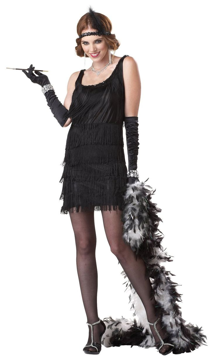 California Costumes Women's Fashion Flapper Costume ** Don't get left behind, see this great product : Halloween costumes