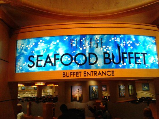 seafood buffet las vegas strip