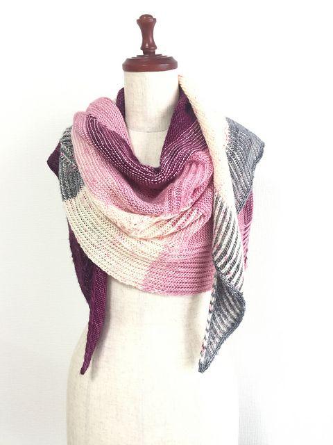 Ravelry: saku-ra\'s Invincible Summer | knitting ~ shawl.wrap.vest ...