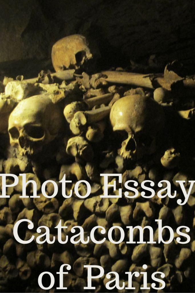 Photo Essay: Paris Catacombs by Blond Wayfarer. #Travel #Paris