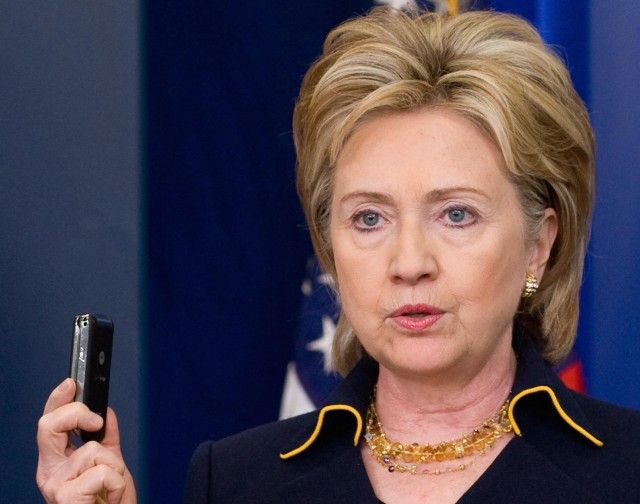 Clinton Campaign Won't Commit to Releasing Hillary Medical Records.  US Secretary of State Hillary Clinton ho