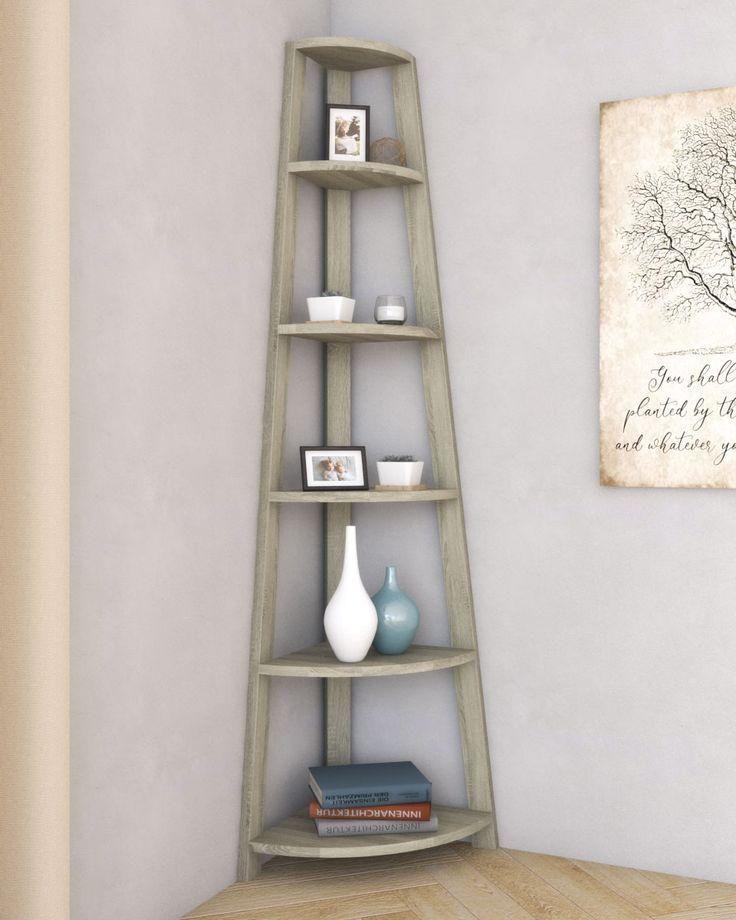 10 Rustic Corner Ladder Shelf Our 10 Best Rustic Style Corner Ladder Shelf For Your Rustic Decor Rusticdeco In 2020 Corner Shelves Corner Decor Rustic Corner Shelf
