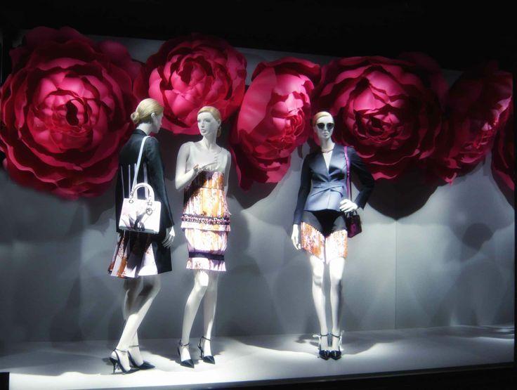 Dior Avenue Montaigne Paris 2014 Arnauld Grassin Delyle grassindelyle.fr