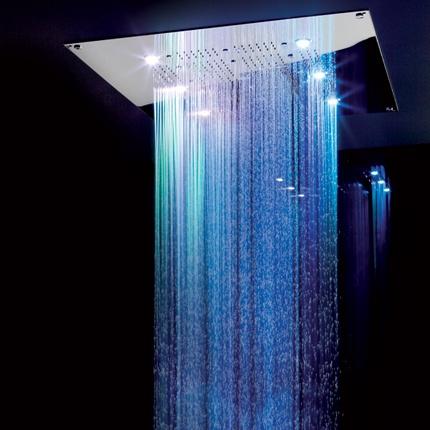 1000 id es sur le th me t tes de douche jet de pluie sur. Black Bedroom Furniture Sets. Home Design Ideas