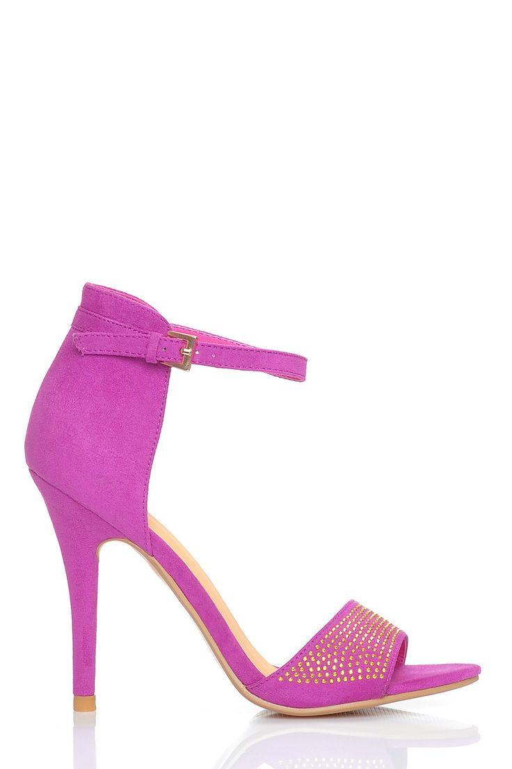 Sandały damskie na obcasie   sklep internetowy online Kari.com