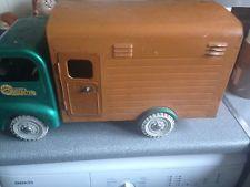 Vintage Rare Triang Horse Transporter Truck