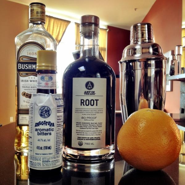 The building blocks of a delicious ROOT cocktail: Building Blocks