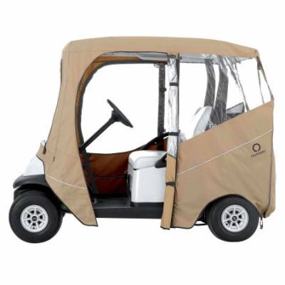"Classic Accessories Fairway Deluxe Golf Cart Enclosure: ""Classic Accessories Fairway Deluxe Golf Cart… #Golf #GolfClubs #GolfEquipment"