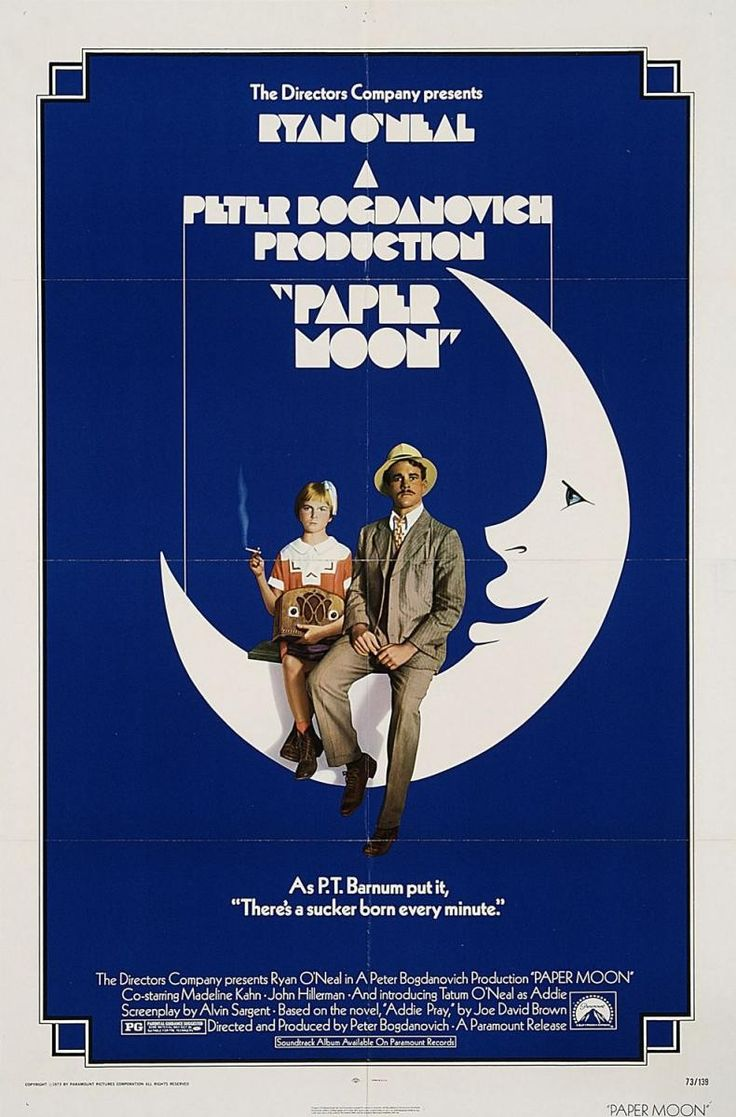 Review of Paper Moon.
