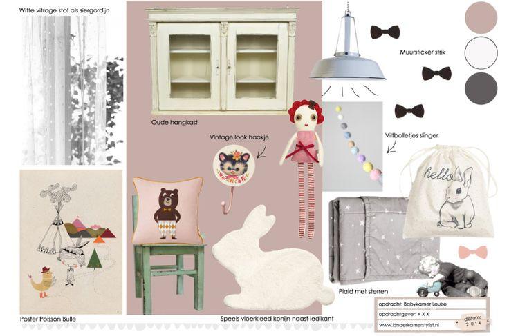 Kleine babykamer   Kinderkamer en Babykamer Inspiratie