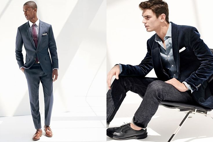All the latest men's fashion lookbooks and advertising campaigns are showcased at FashionBeans. Click here to see more images from the J.Crew November 2014 Style Guide
