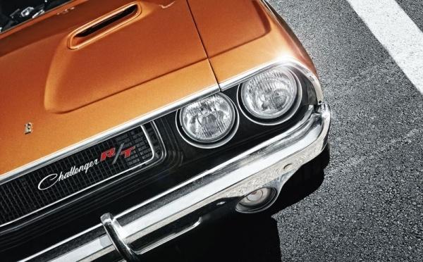 1970s Doge Challenger R/T