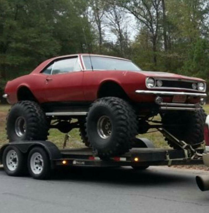 Lifted Muscle Car Yes Please: 184 Best Images About Redneck Cars On Pinterest