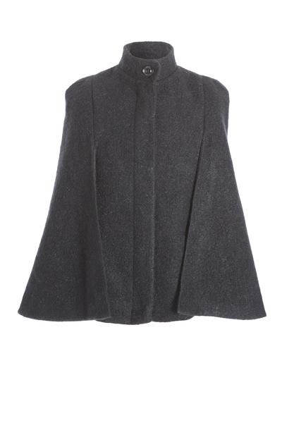 Luxury Wool Blended Cape
