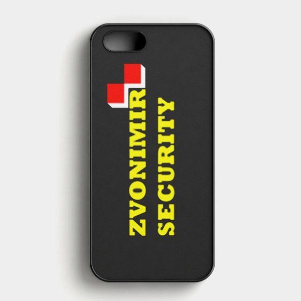 Zvonimir Security Mirko Crocop Team Pride Mma iPhone SE Case