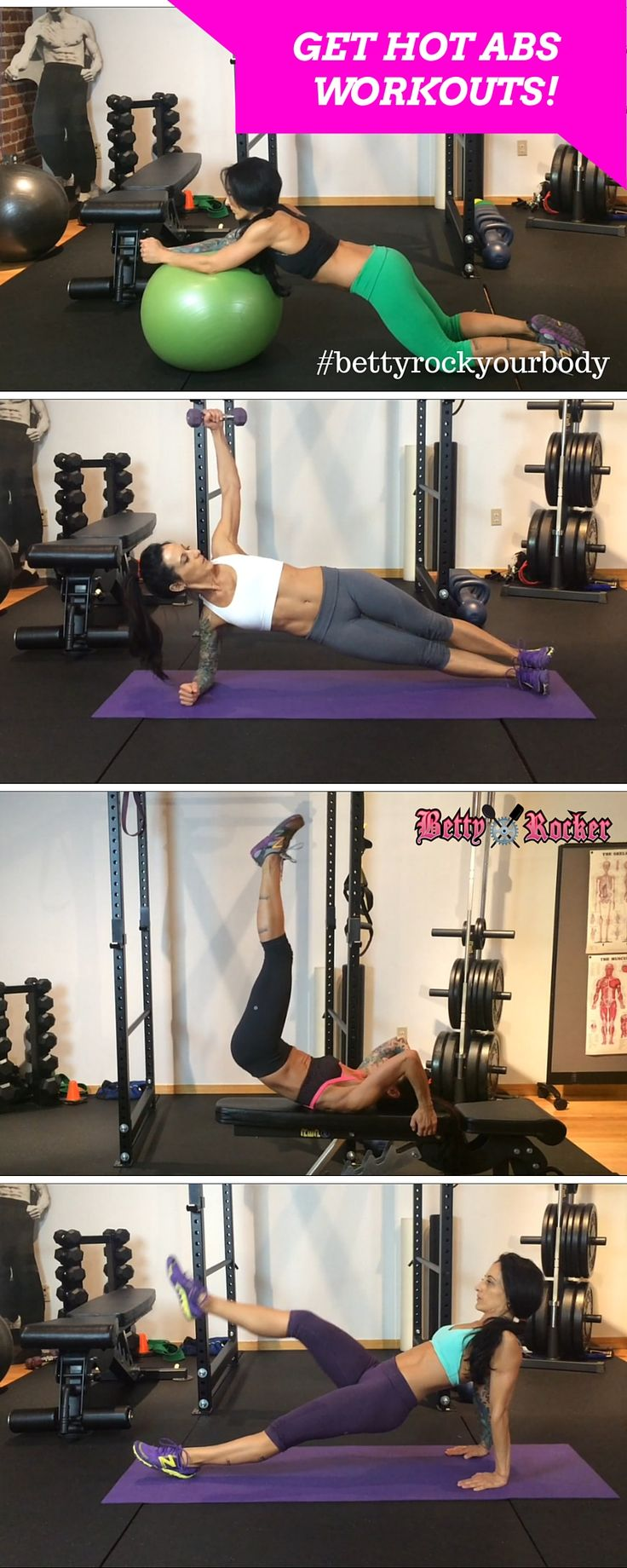 Day 9 — Make Fat Cry Challenge ABS