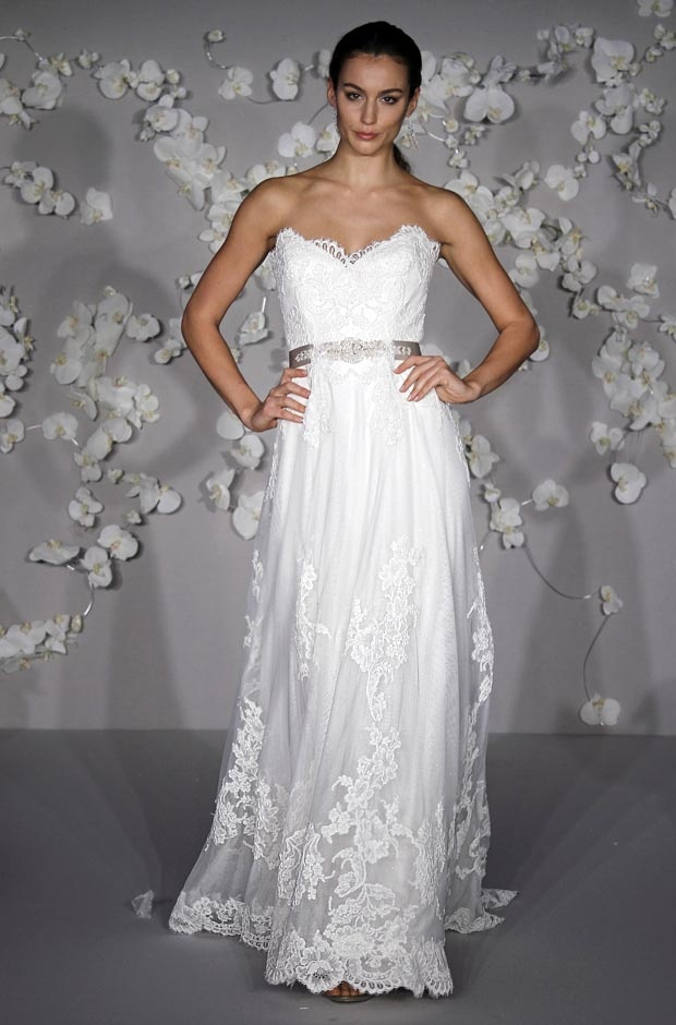 226 best wedding dress images on Pinterest   Short wedding gowns ...