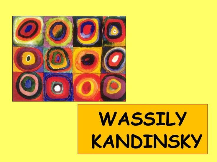 kandinsky-6009113 by saracerverab via Slideshare.Slide show for elementary children.