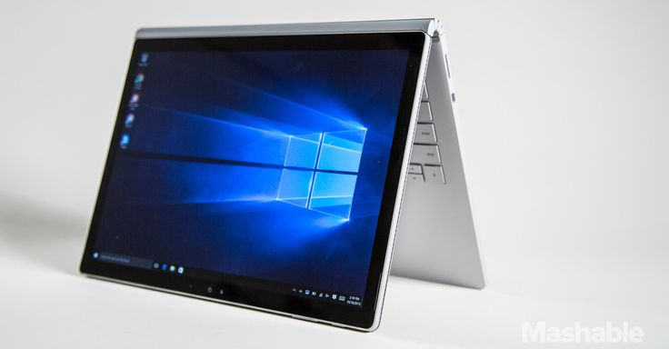 The Surface Book, Microsoft's first laptop offers stunning design, strong performance and pen-enabled productivity and fun.