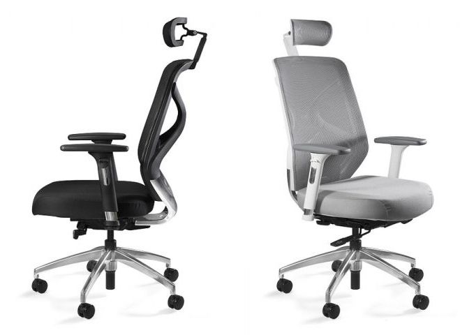 Fotel HERO biurowy do komputera Unique to rewelacyjny fotel do pracy przy biurku zarówno w domowym zaciszu, jak i w firmie.  https://mirat.eu/fotele-biurowe,c239.html