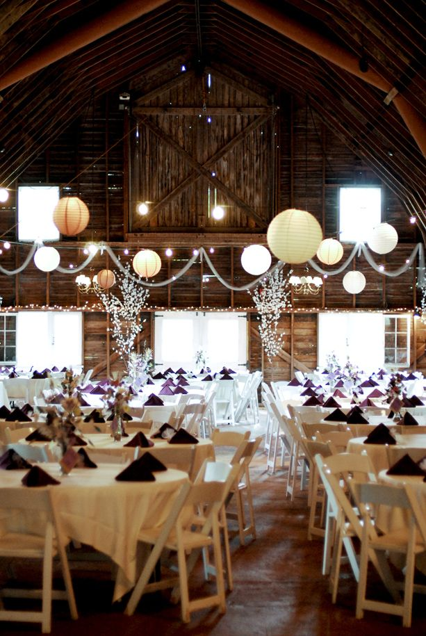 Barn Interior, Blue Dress Barn. THIS WILL HAPPEN.