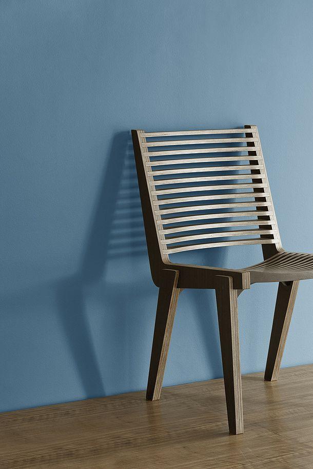Hiab Chair  Designer: Luis Mercado  Manufacturer: Pirwi
