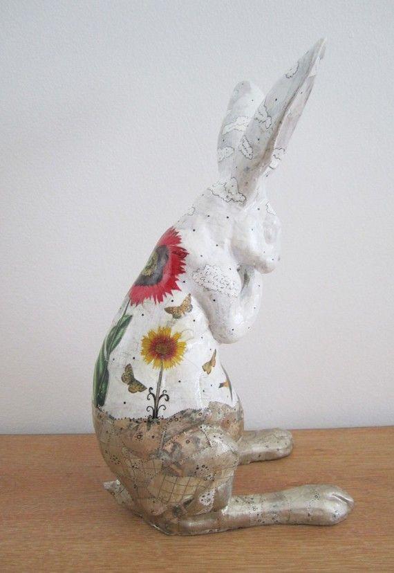 flower hare