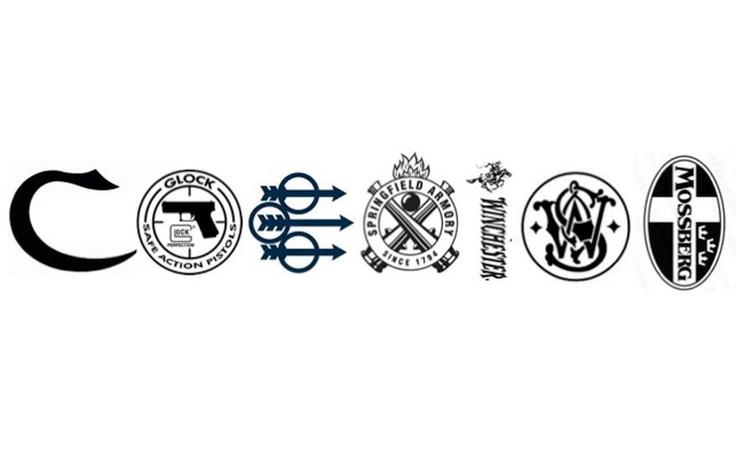 134 Mejores Im Genes De Guns Logos En Pinterest Armas