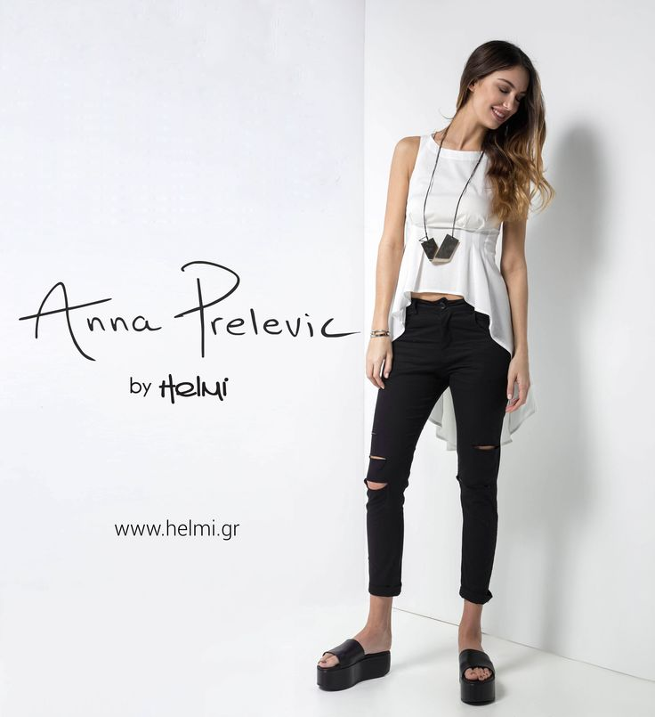 Anna Prelevic by Helmi collection, is now available online!! www.helmi.gr Production Workwithboss advert/studios
